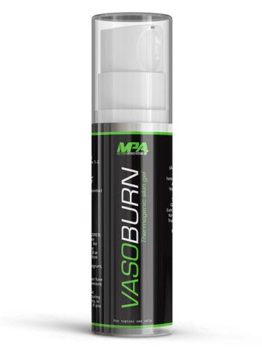 MPA VasoBurn 7.2oz Topical Fat Burner for sale  USA