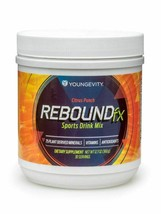 Rebound Fx Citrus Punch Powder 360g canister Dr. Wallach Youngevity - $37.57