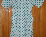 Robe housecoat house coat gown brand new 100  cotton.1 thumb155 crop