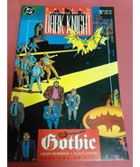 DC BATMAN LEGENDS OF THE DARK KNIGHT NO 7 GOTHIC GRANT MORRISON COMIC BOOK - $9.46