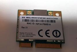 OEM Wireless Card Realtek RTL8191SE for Toshiba Satellite L645D L655D - $9.46