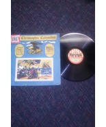 THE CHILDRENS RECORD GUILD CHRISTOPHER COLUMBUS 508 YPR PRODUCTON LP - $13.98
