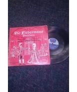 DIE FLEDERMAUS L913 TOPS LP VINYL BARCAROLLE THE MERRY WIDOW OVERTURE - $46.71
