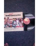 KIDS UNDER CONSTRUCTION VARIOUS ARTISTS PR33066 LP VINYL RECORD PARAGON - $13.98