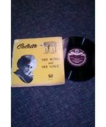 COLETTE HER VOCE HER WORKS LP RECORD FRL 1527 VINYL LP FESTIVAL - $9.46