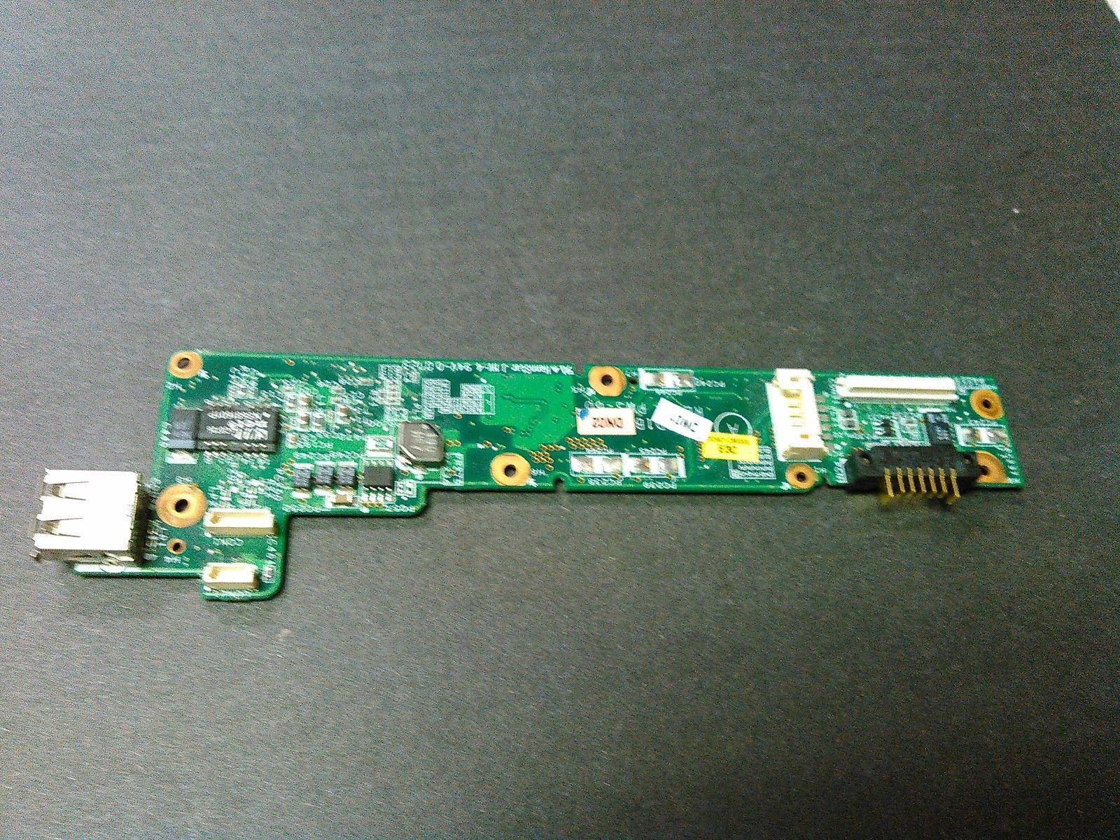 OEM Sony Vaio VGN-CR120E Charger Board With USB - DA0GD1BB8E0