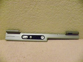 DELL OEM LATITUDE D610 HINGE/POWER BUTTON COVER P/N F4164 LAPTOP - $9.46