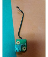 OEM HP PAVILION DD0AT9THC00 DV9910US FRONT USB PORT BOARD CABLE - $9.46