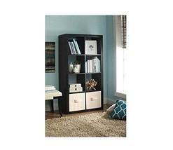 Homes and Garden Furniture 8-Cube Room Organizer Storage Divider/Bookcase - $111.84