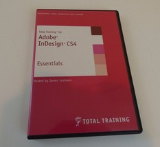Total Training for Adobe Photoshop CS4 Essentials DVD - $9.89