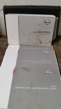 2004 Nissan Maxima Owner's Manual Original - $24.74