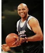 CHARLES BARKLEY Autographed SIGNED 8'' x 10'' photo w/COA TEAM USA BASKE... - $74.99