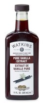 Watkins All Natural Extract, Madagascar Bourbon, Pure Vanilla, 11 Ounce - $39.59