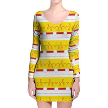 Cowgirl Jessie Longsleeve Bodycon Dress - $36.99+