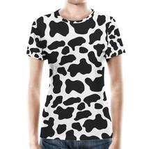 Woody Cowhide Women Sport Mesh T-Shirt - $32.99+