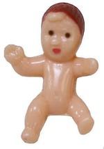 "1.25"" Miniature Plastic Sitting Baby Shower Favors Decoration  - $5.92+"
