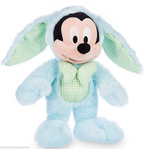 Disney Store Mickey Mouse Easter Bunny Plush Toy 2016 - $64.95