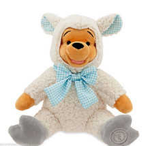 Disney Store Winnie the Pooh Easter Sheep Plush Toy 2016 - $64.95
