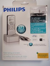 Philips LFH0868 digital voice recorder - $89.99