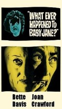Whatever Happened To Baby Jane - Bette Davis/Joan Crawford Magnet - $7.99