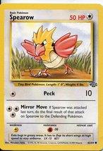 Pokemon Jungle Common Card #62/64 Spearow - $1.93
