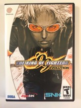 King of Fighters '99 Evolution - Sega Dreamcast - Replacement Case - No ... - $7.91