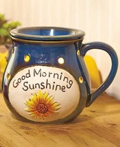 Good Morning Sunshine Wax Melt Warmer - $17.00