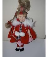 Cindy Lou Who Doll Dr. Seuss - $49.95