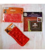 Halloween Vampire Teeth Mold Bottle Labels Bloo... - $14.99