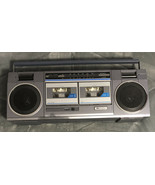 Vintage Sears SR 3000 Series Boombox Radio Stereo Cassette Player 564.21... - $39.59