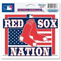 Boston Red Sox Multi-Use Colored Decal - $3.75
