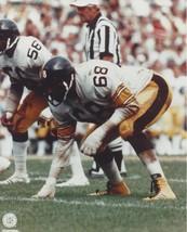 L. C. Greenwood 8 X10 Photo Pittsburgh Steelers Nfl Football White Jersey - $3.95