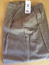 VILLAGER A LIZ CLAIBORNE CO. DESIGNER LABEL LADIES DRESS PANTS, SIZE 14,... - $7.69