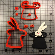 Rabbit in a Hat 101 Cookie Cutter Set - $6.00+
