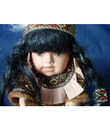 Emerald Doll Collection - Native American India... - $8.00