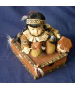 Emerald Doll Collection - Native American India... - $12.00