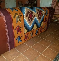 Tapestry wall decor Inca Hand Woven Size: 61 in... - $99.00