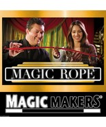 Stiff Rope Pro Magic Trick - By Magic Makers - ... - $19.95