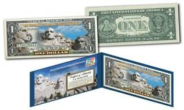 MOUNT RUSHMORE NATIONAL MEMORIAL MOUMENT Legal Tender U.S. $1 ONE-DOLLAR... - $9.99