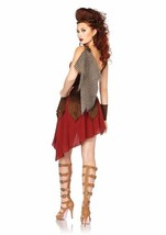 """NEW Women's Warrior Costume """"Deadly Huntress"""" Medieval Knight Gladiator ... - $37.26"""