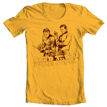 Star trek t shirt kirk spock cbs937 thumb200