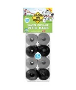 Bags on Board Black Grey Pick up Bags Refill - $10.38