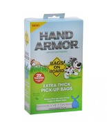Bags on Board Hand Armor Extra Thick Pick-Up Bags  - $10.38