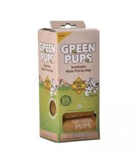 Bags on Board Green Pups Sustainable Waste Pick... - $14.16