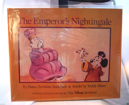 Disney The Emperor's Nightingale (1992, Hardcover) Mickey Mouse Cartoons - €8,96 EUR
