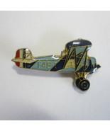 Vintage Boeing F4B-1 Navy Fighter Airplane Enameled Metal F4 B-1 Lapel H... - $7.99