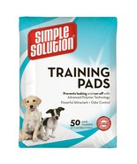 Simple Solution Training Pads for Puppies and D... - $24.98
