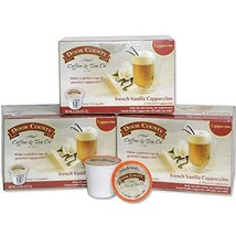 Door County Coffee, Single-Serve Coffee Pods for K-Cup Brewing Systems, ... - $38.89