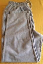 LIZ CLAIBORNE PETITE LARGE PURPLE 100% COTTON LADIES SWEET PANTS - $9.46