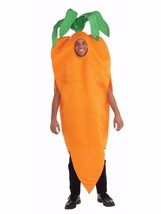 Carrot Costume Adult Unisex NEW Pullover Tunic - £30.93 GBP